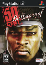 50 Cent: Bulletproof Box Shot