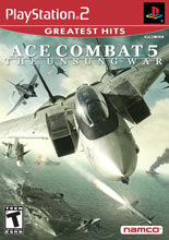 Ace Combat 5: The Unsung War Box Shot