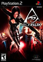 Aeon Flux Box Shot