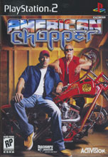 American Chopper Box Shot