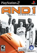 And 1 Streetball Box Shot