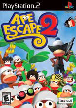 Ape Escape 2 Box Shot