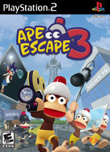 Ape Escape 3 Box Shot