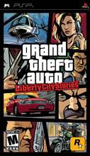 Grand Theft Auto: Liberty City Stories Box Shot