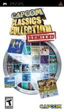 Capcom Classics Collection Remixed Box Shot