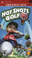 Hot Shots Golf: Open Tee Box Shot