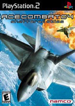 Ace Combat 4: Shattered Skies Box Shot