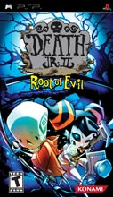 Death Jr. 2: Root of Evil Box Shot