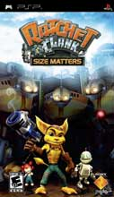 Ratchet & Clank: Size Matters Box Shot
