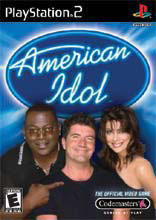 American Idol Box Shot