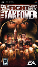 Def Jam Fight for NY: The Takeover Box Shot