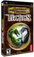 Dungeons & Dragons Tactics Box Shot