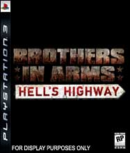 Brothers In Arms: Hell's Highway Box Shot