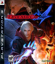 Devil May Cry 4 Box Shot