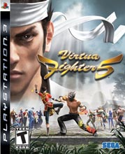 Virtua Fighter 5 Box Shot
