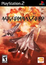 Ace Combat Zero: The Belkan War Box Shot