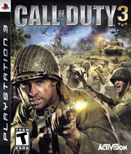 Call of Duty 3 Box Shot
