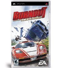 Burnout Legends Box Shot