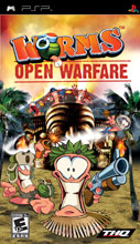 Worms: Open Warfare Box Shot