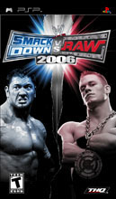 WWE Smackdown vs. Raw 2006 Box Shot