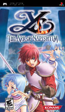 Ys: The Ark of Napishtim Box Shot