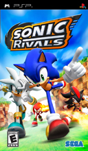 Sonic Rivals Box Shot