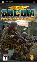 SOCOM U.S. Navy SEALs: Fireteam Bravo 2 Box Shot