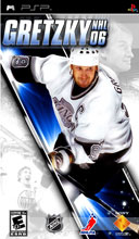 Gretzky NHL '06 Box Shot