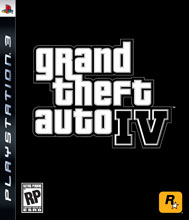 Grand Theft Auto IV Box Shot
