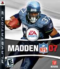 Madden NFL 07 Box Shot