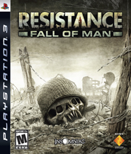 Resistance: Fall of Man Box Shot