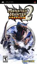 Monster Hunter Freedom 2 Box Shot