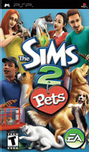 The Sims 2: Pets Box Shot