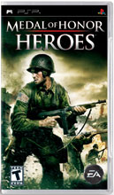 Medal of Honor: Heroes Box Shot