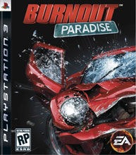 Burnout Paradise Box Shot