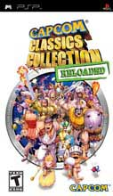 Capcom Classics Collection Reloaded Box Shot
