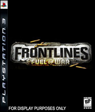 Frontlines: Fuel of War Box Shot