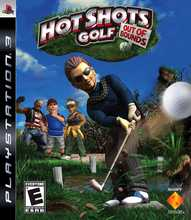 Hot Shots Golf: Out of Bounds Box Shot