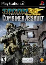 SOCOM U.S. Navy Seals: Combined Assault Box Shot