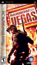 Tom Clancy's Rainbow Six: Vegas Box Shot