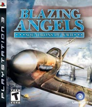 Blazing Angels: Squadrons of WWII Box Shot