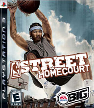 NBA Street Homecourt Box Shot