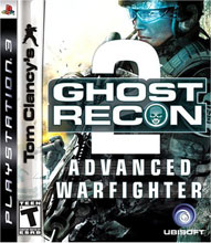 Ghost Recon Advanced Warfighter 2 Box Shot