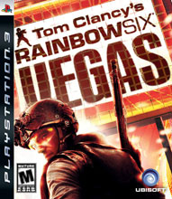 Tom Clancy's Rainbow Six Vegas Box Shot