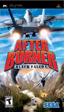 After Burner: Black Falcon Box Shot