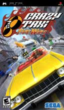 Crazy Taxi: Fare Wars Box Shot