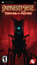 Dungeon Siege: Throne of Agony Box Shot