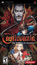 Castlevania: The Dracula X Chronicles Box Shot