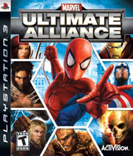 Marvel: Ultimate Alliance Box Shot