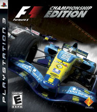 Formula One: Championship Edition Box Shot